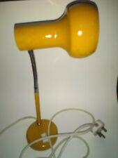 Vintage adjustable table lamp
