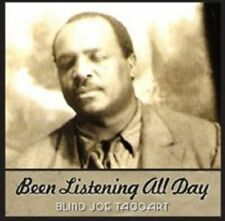 Been Listening All Day by Blind Joe Taggart (CD, Mar-2014, Nehi Records)