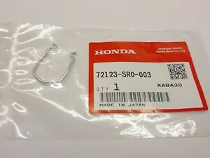 72123-SR0-003 OEM Honda Acura Outer Door Handle Key Lock Cylinder Holder Clip