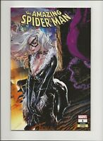 AMAZING SPIDERMAN # 1  MARK BROOKS BLACK CAT VARIANT