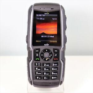 Sonim XP Strike XP3410IS (Sprint) Intrinsically Safe Rugged Cell Phone 3G Ready