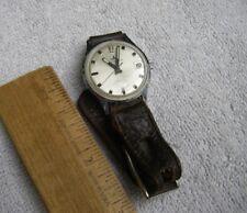 Vintage Men's DUGENA German 17J Manual Wind Watch-2113 Mvmt-PARTS/RESTORE
