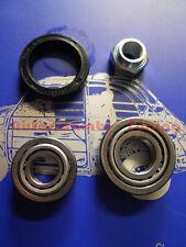 KIT CUSCINETTI RUOTA ANTERIORE FIAT 500 F L R  126 !a serie kk001