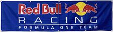 Red Bull Flag F1 Mechanic Racing F1 Team 2X8FT Banner