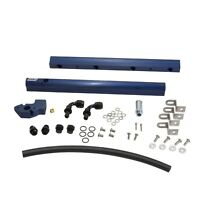 BBK Performance 5017 High-Flow Billet Aluminum Fuel Rail Kit Fits 05-10 Mustang