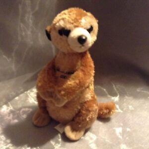 Meerkat Plush Very Cute 20cm