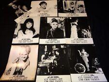 LES STRIP-TEASEUSES jean claude roy rare jeu luxe 10 photos cinema sexy 1963