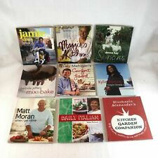 Mini Collection Cookbooks Spain Italy Chinese Sweden France Morocco Greece x 9