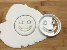 Smiley Face Large Emoji Cookie Cutter. Biscuit, Pastry, Fondant Cutter