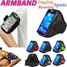 Sports Running Jogging Gym Armband Case Cover Holder for iPhone & Samsung Galaxy