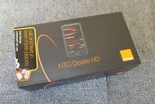 HTC Desire HD Black Sim Free Orange Smartphone Mobile Handset