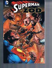 Superman Vs. Zod by Swan, Gerber, Veitch, Saviuk & more TPB DC Comics 2013