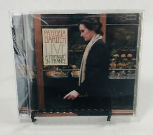 Patricia Barber Live A Fortnight In France CD - NEW and Sealed