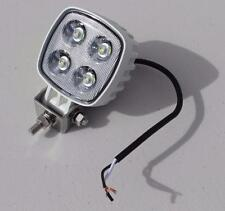 1000 lumen LED work light/lamp 12W with flood beam from LED Autolamps (white)
