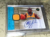 2006 UD Ultimate Collection #AU-CP Chris Paul Auto Jersey