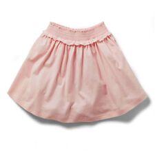 KD Mini Kids Girls Pale Pink Skater Skirt 2-3 Years Elasticated Waist