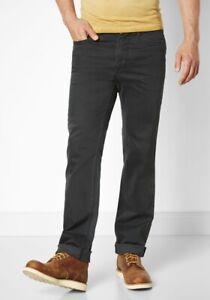 Paddocks Ranger Herren Stretch Jeans Motion & Comfort Slim Fit Anthrazit