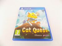 Mint Disc Playstation 4 Ps4 Cat Quest Free Postage
