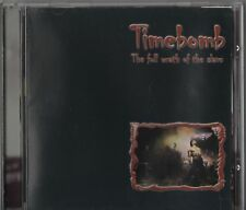 Timebomb – The Full Wrath Of The Slave (CD 1998) Italian Anarchist Black Metal
