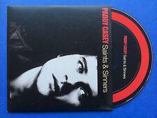 Paddy Casey - Saints & Sinners, DJ PROMO CD - 2004 Sony Music