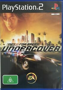 PS2 - Need For Speed: Undercover. Complete. PAL.
