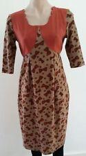 Cotton Blend Autumn Tunic Dresses for Women