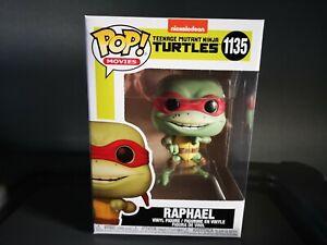 Funko POP! Vinyl: Teenage Mutant Ninja Turtles - Raphael #1135