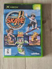 Disney's Extreme Skate Adventure Original XBOX Complete FAST POST PAL