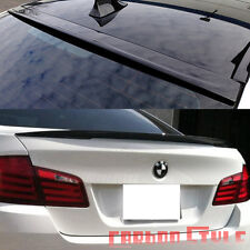 Painted BMW F10 3D Roof & P Performance Style Rear Trunk Spoiler Boot Wing