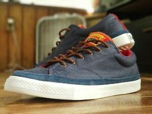 Converse All Star Men's Cons Cts Ox Athletic Navy Blue 138512C Size 10