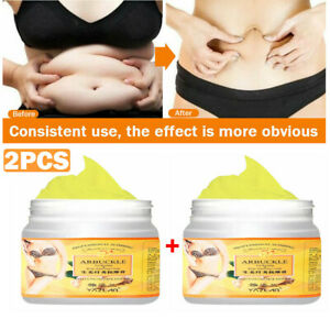 2X Ginger Fat Burning Anti-cellulite Full Body Slimming Cream Gel Weight Loss