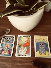 Psychic Tarot Reading by Eric (2 Question)