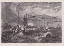 1876  --  ROYAUME UNI  VUE DE DOUVRES   3J511