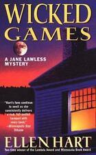 Wicked Games: A Jane Lawless Mystery (Dead Letter Mysteries) Hart, Ellen Mass M