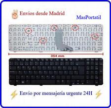 TECLADO ESP HP COMPAQ PRESARIO CQ61 AE0P6P00010 532818-071 MP-08A96E0-920 TEC3