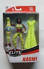 WWE Elite Naomi Series 78 Chase Variant w/ glow belt RARE