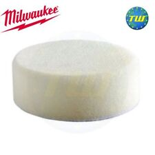 Milwaukee Replacement White Soft Polishing Sponge 80mm for M12 BPS 4932430490