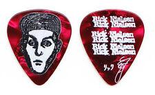Cheap Trick Rick Nielsen Signature Red Pearl Guitar Pick - 2015 Tour