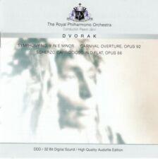 Dvorak - Symphony No. 9 (Paavo Järvi) CD