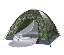 3/4 Person Family Camping Waterproof  Tent Hiking Outdoor Camping Tent