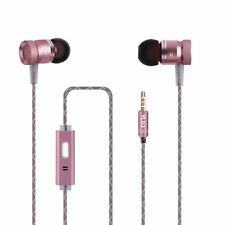 Sports Metal Earphone Stereo Headset Bass Earbuds Headset For iphone Samsung LG
