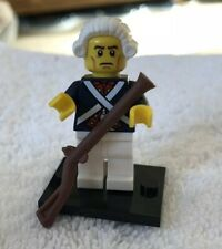 Lego Minifigures Series 10 (2013) Revolutionary Soldier With Musket 71001-12