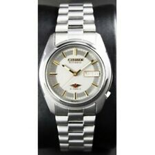 Citizen Classic Automatic Men's Stainless Strap Watch NH3710-52H