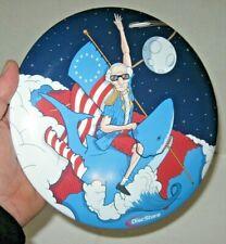 George Washington Riding A Shark Discraft Buzzz 182G, Disc Golf, Free Shipping