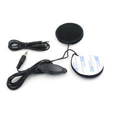 Motorcycle Helmet Speakers Headphone Headset For MP3 Player 3.5mm with Volume