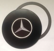 Magnetic Tax disc holder fits any mercedes amg slk a b c e class a
