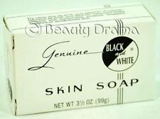 Black and White Skin Soap 3.5 oz