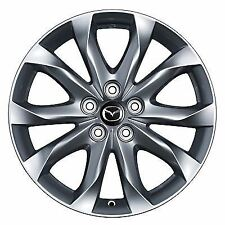 Genuine Mazda 3 2013 Onwards Alloy Wheel 18 Design 152
