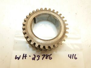Toro/Wheel Horse 416-8 Tractor Onan P216 16hp Engine Timing Gear
