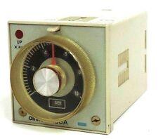 OMRON H3BA-8 RELAY TIMER 100/110/120VAC 5A 50/60HZ H3BA8
